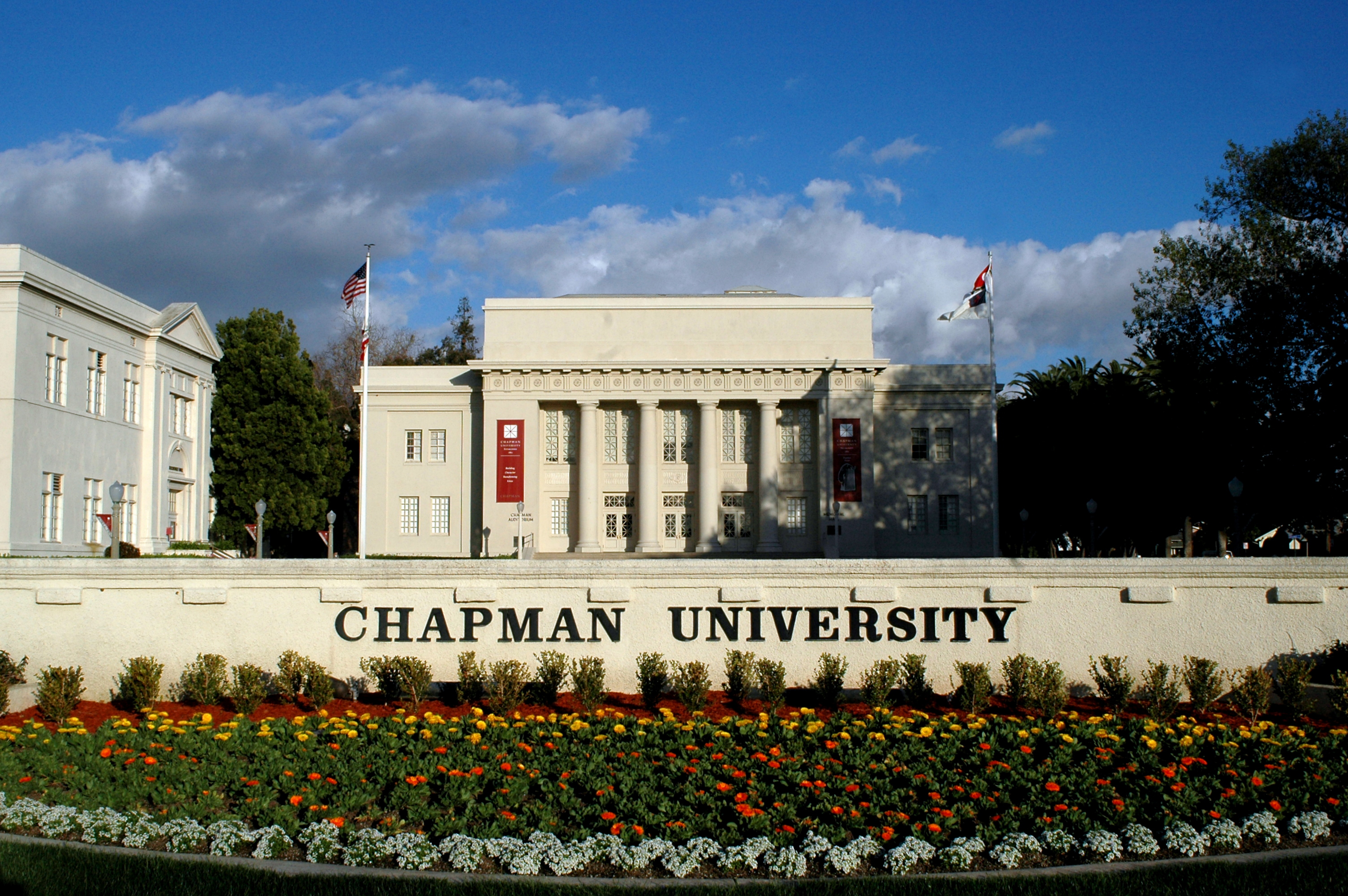 Chapman University Dorms